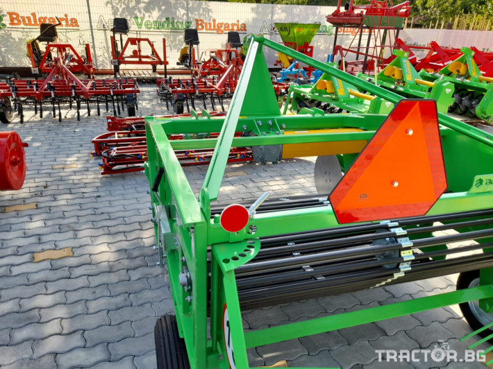 Машини за зеленчуци Двуредовикартофовадачки 15 - Трактор БГ