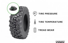 Nokian 600/70R30 165D/161E GROUND KING TL-ИНТЕЛИГЕНТНИ ГУМИNOKIAN TYRES INTUITUTM