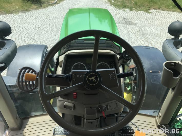 Трактори John-Deere 6170M POWER QUAD ЛИЗИНГ 15 - Трактор БГ