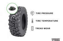 Nokian 710/70R42 179D/175E GROUND KING TL-ИНТЕЛИГЕНТНИ ГУМИNOKIAN TYRES INTUITUTM - Трактор БГ