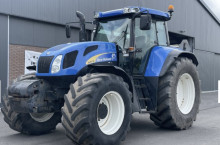 New-Holland TVT170