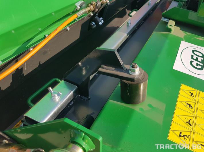 Сеялки Сеитбен комлекс за малогабаритни трактори GEO AGRIC SB 6 - Трактор БГ