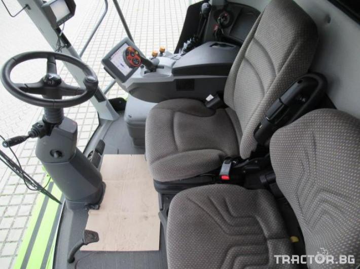 Комбайни Комбайн CLAAS Tucano 570 + V770 7 - Трактор БГ