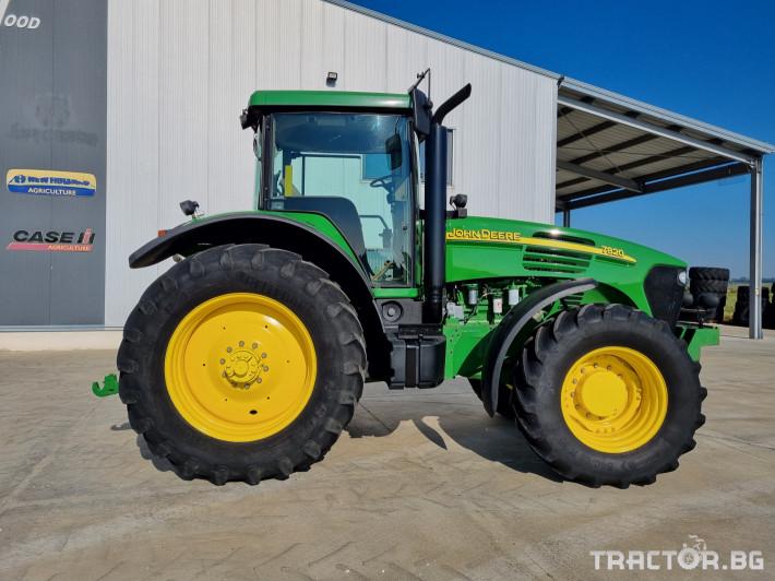 Трактори John-Deere 7820 PowerQuad 3 - Трактор БГ