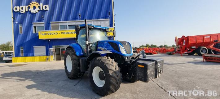 Трактори New-Holland T7.230AC 0 - Трактор БГ