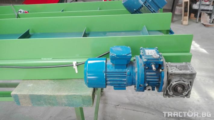 Машини за зеленчуци Внос Лентови транспортьори 8 - Трактор БГ