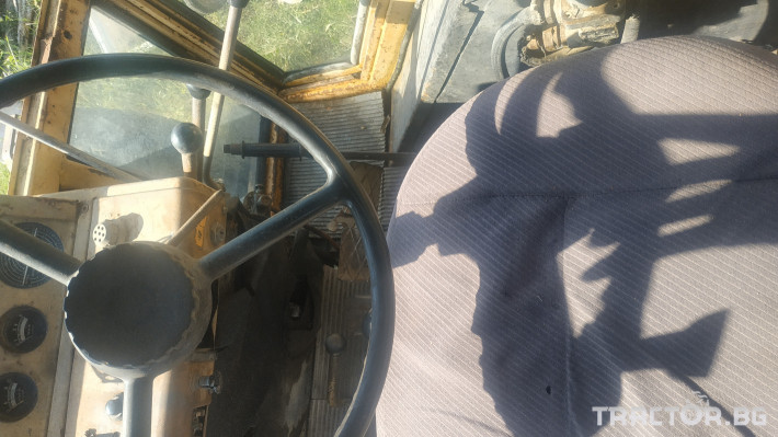 Трактори Болгар ТК80 16 - Трактор БГ