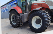 Nokian 540/65R30 155D/152E GROUND KING TL-ИНТЕЛИГЕНТНИ ГУМИNOKIAN TYRES INTUITUTM - Трактор БГ