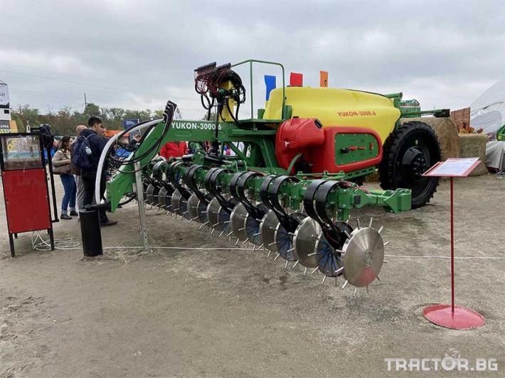 Торачки Апликатор за течни торове YUKON 0 - Трактор БГ
