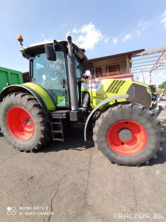 Трактори Claas ARION 640 0 - Трактор БГ
