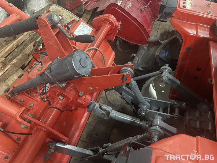 Трактори Yanmar F7 4 - Трактор БГ