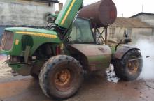 На части John Deere 3420 - Трактор БГ