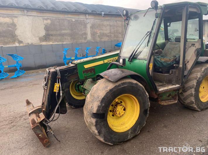Части за трактори Трактор John Deere 6600 на части 31 - Трактор БГ