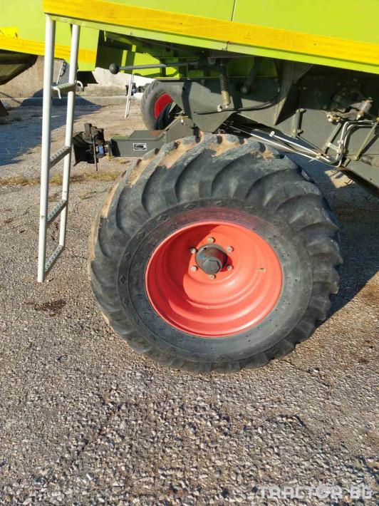 Комбайни Claas Mega 350 11 - Трактор БГ