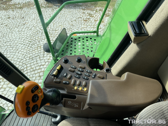Комбайни John-Deere T660 + 7.5 метра хедер ЛИЗИНГ 12 - Трактор БГ