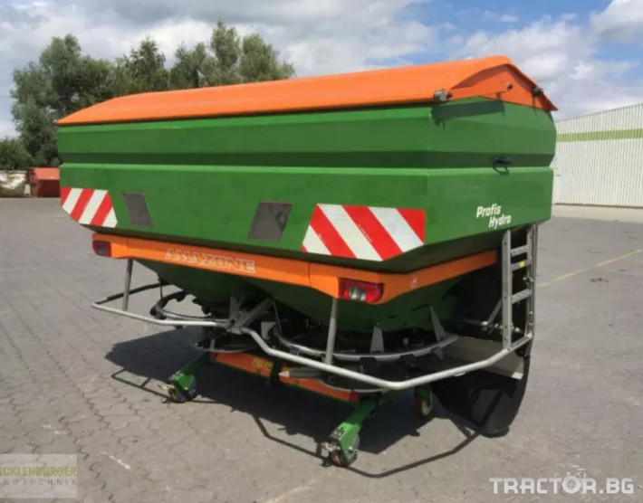 Торачки ТОРАЧКА ISOBUS AMAZONE ZA-TS 4200  ULTRA PROFIS HYDRO ДИСКОВЕ TS3 24-54 М 2 - Трактор БГ