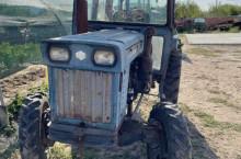 Трактор Tai Shan 254