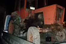 Владимировец 25 - Трактор БГ